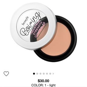 NEW Benefit Cosmetics Boiing Concealer Light #01